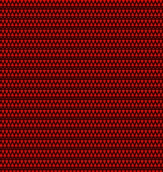 black ad red background fabric grid fabric texture vector image