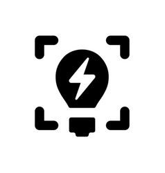 Conception icon vector