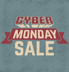 Cyber monday sale7 vector