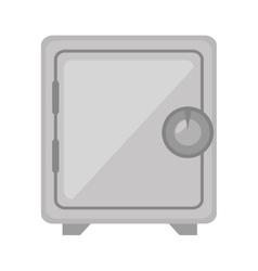Safe box object vector