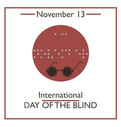 Day Blind vector image vector image