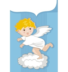 Angel Background vector