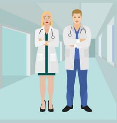 doctors ser vector image