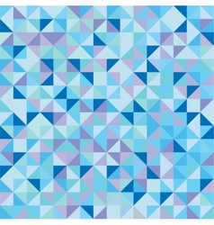 Abstract triangle geometric pattern vector image vector image