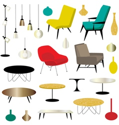 furniture clipart vector image