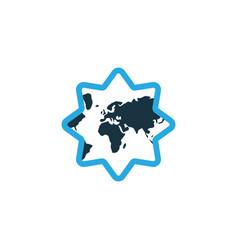 islamic colorful icon symbol premium quality vector image