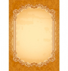 Old-fashioned background vector