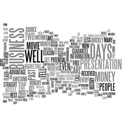 add even money hungry reps weekly text word cloud vector image