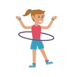Sport or fitness related icon image vector