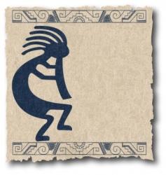 Mayan and Inca tribe vector