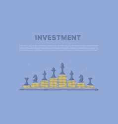 Strategy investment vector