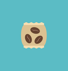 instant icon flat element of vector image
