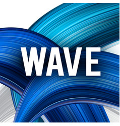 abstract background blue curve image for vector image