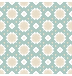 Boho chic colorful pattern vector image