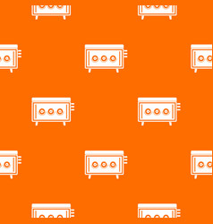 cd changer pattern seamless vector image