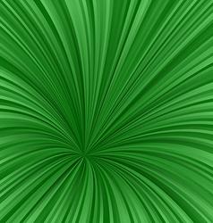 Green asymmetrical vortex design background vector