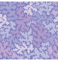 Abstract purple shapes seamless pattern background vector image