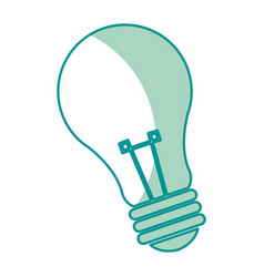 Bulb light energy electricity objetc vector