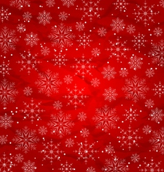 Christmas red wallpaper snowflakes texture vector