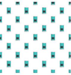 locked phone pattern seamless vector image
