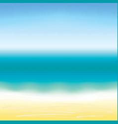 summer background summer vector image