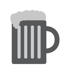beer icon in trendy flat style vector image
