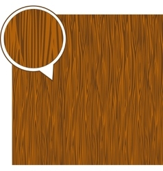 Wood texture background - light brown vector image vector image