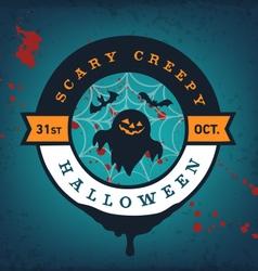 Halloween Party Design Elements vector