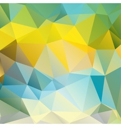 Polygonal pattern vector