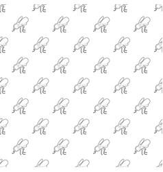 Spy fly pattern seamless vector