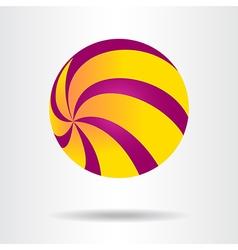 Abstract logo 09 003 vector