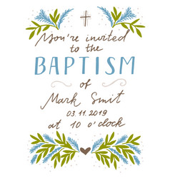 Christian coloring hand lettering quotes with vector