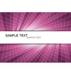 Colorful modern background template vector image