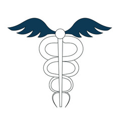 Pharmacy symbol isolated icon vector