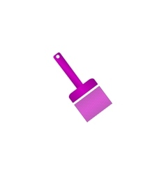 Paint brush icon - vector image
