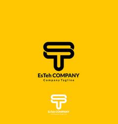 Underwear fashion men clothes business logotype vector