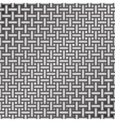 metal grate vector image