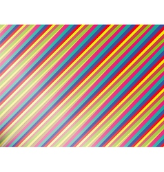 abstract background with colored bright stripes vector image vector image
