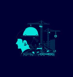 constructionconcepts2 vector image