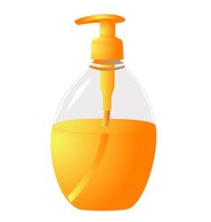 Liquid Soap 2 vector image
