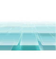 Perspective abstract background in art vector