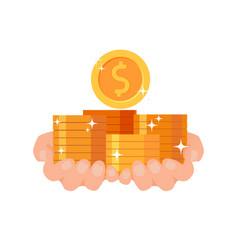 Financial literacy loan quick cash vector