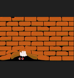 Lifting the wall vector