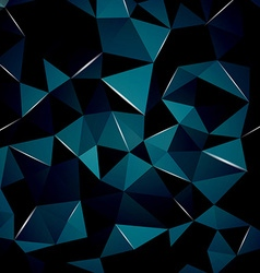 Abstract geometric background with perspective vector
