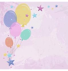 birthday1 vector image