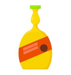 Bubbly icon cartoon style vector