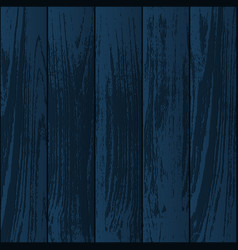 dark blue wooden textures vector image