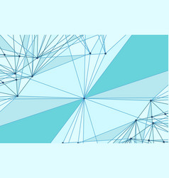 Digital abstraction vector
