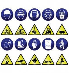 Mandatory hazard vector