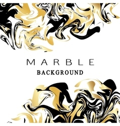 Abstract marble luxury background vector image